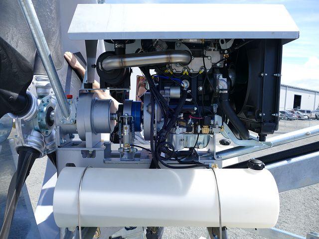 profi dieselmotor windmaschine